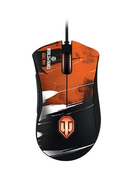 Гейминг мишка Razer DeathAdder 2013 World of Tanks 1