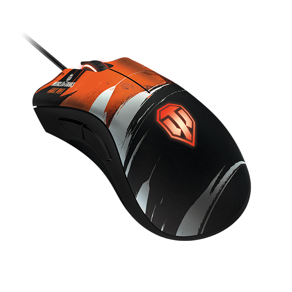 Гейминг мишка Razer DeathAdder 2013 World of Tanks 3