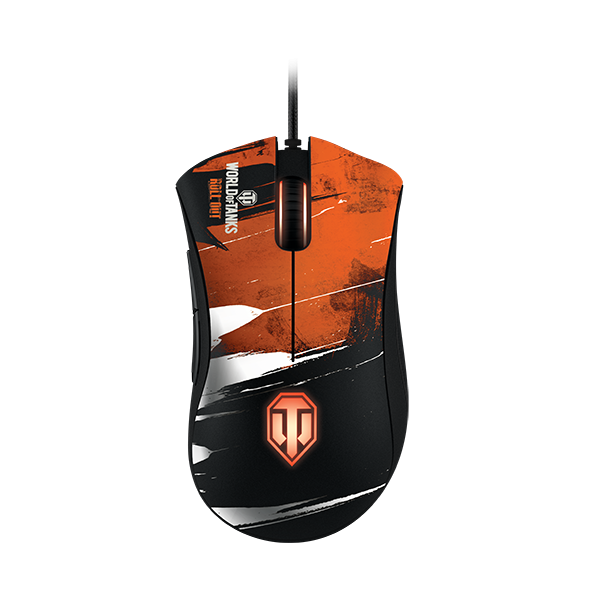 Гейминг мишка Razer DeathAdder 2013 World of Tanks 6