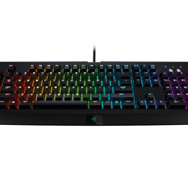 Геймърска клавиатура Razer BlackWidow Chroma 3