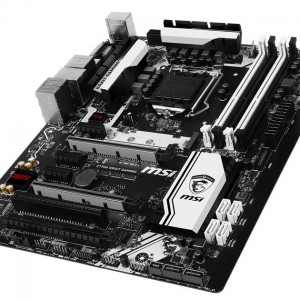 Дънна платка MSI Z170A Krait Gaming 3