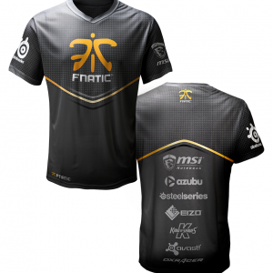 Тениска Team Fnatic officialpng